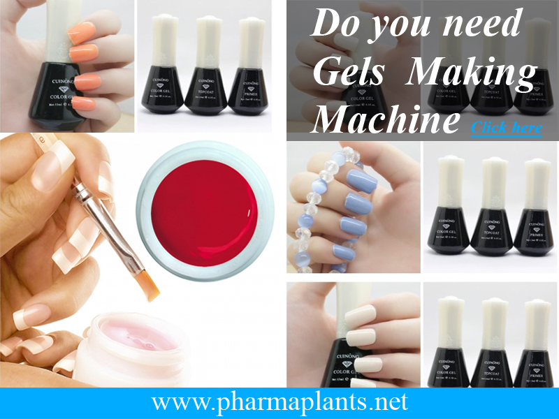 Gels Making  Machine, Gels Making  Machine Manufacturer